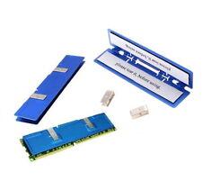 Spalmatore di calore in alluminio per SDR memoria RAM DDR Dissipatore di calore-UK Venditore