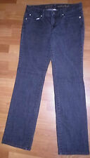 Designer Ann Taylor LOFT Black Stretch Demin Jean Sz 6   5 Pocket MSRP $78 HOT!