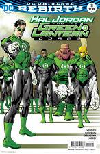 Hal Jordan And The Green Lantern Corps #11 Kevin Nowlan Variant DC Comics 2016