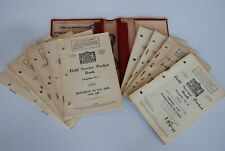 More details for field service pocket book. nine pamphlets predominantly 1939. army/home guard