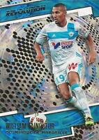 2017 Panini Revolution Soccer - Fractal Parallel - Olympique Marseille  180-183