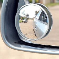 Car Rearview Mirror Blind Spot Side Convex View Wide Angle Van Adjustable Z1