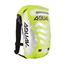 c66f291649e ... V20 White Backpack 20l Cycling Running Ultra Waterproof Reflective.  £24.99 New. Oxford Aqua V12 Motorbike Motorcycle Waterproof Backpack  Rucksack Yellow ...