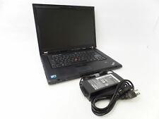 ThinkPad W500 T9400 2.53GHz 8GB 500GB 1920x1200 FireGL V5700 Win 7 Office 2010