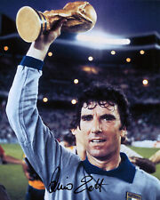 Dino Zoff - Italy - 1982 World Cup Winning GK/Captain - Signed Autograph REPRINT