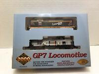 Life-Like Proto 2000 55' CB&Q Diesel Locomotive - Blackbird 23558