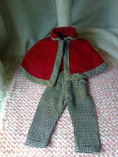 Vêtement ORIGINAL - Bois de Boulogne pour poupée bambola FURGA ALTA MODA
