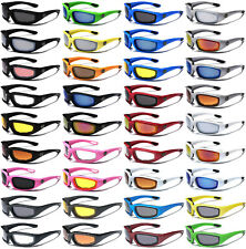 Original Choppers Motorcycle Sport Goggles Biker Riding Sunglasses ALL COLORS