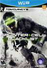 Tom Clancy''s Splinter Cell Blacklist Wii-U New Nintendo Wii U, nintendo_wii_u