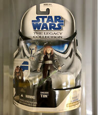Star Wars: The Legacy Collection BD11: 'Saesee Tiin' Action Figure - New.