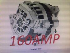 Chevrolet Blazer GMC Jimmy 5.7L 1989-1994 High Output Alternator GMC Jimmy 4.3L