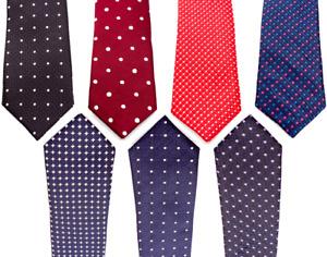 SUIT LAB - Baby Boys Polka Dot Necktie | Formal Tuxedo | Christening Wedding