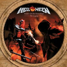 Helloween - Keeper Of The Seven Keys: The Legacy 2CD Korea Import New Sealed CD