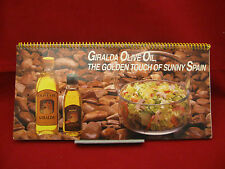 Giralda Olive Oil, The Golden Touch Of Sunny Spain Recipe Cookbook