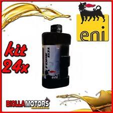 KIT 24X LITRO OLIO ENI FORK OIL 7.5W FORCELLA - 24x E142691