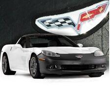 2005-2013 C6 Corvette Front Bumper Vinyl Mask, w/Emblem Cut-out