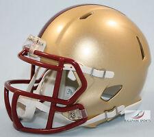 BOSTON COLLEGE EAGLES - Riddell Speed Mini Helmet