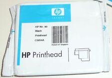 Genuine HP 90 Black C5054A Printhead ONLY Designjet 4000 4500 4500mfp 2014