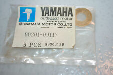 nos Yamaha outboard upper casing washer 1984-2002 2 hp 2s 2m