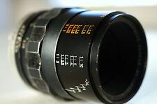 Minolta MC MACRO ROKKOR QF 50 mm 1:3,5
