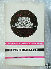 1964 Theatre Programme THE SEVENTH VEIL by Muriel , S Box