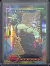 1993-94 Topps Finest Refractor #164 Dikembe Mutombo