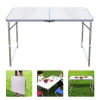 New Folding Camping Tables Outdoor Garden Picnic Festival Fishing BBQ Patio Desk