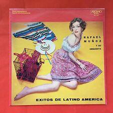 Rafael Munoz Y Su Orquesta Exitos Latino Americano Bolero RCA Puerto Rico NMINT
