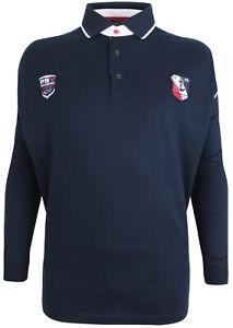 PAUL & SHARK YACHTING Herren Sweatshirt Polo Shirt 6XL MIAMI ST. BARTH YACHTING