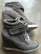 Women's Lacoste Ankle Boots Size UK 7