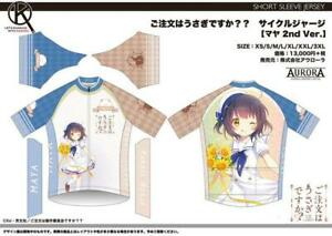 Is the order a rabbit? ?? Maya Cycle Wear Series 2nd ASIA M