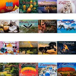 2021 Calendar Print Calendar Bartel Flowers Australian New Random