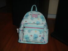 LOUNGEFLY STITCH COCONUT MINI BACKPACK~ WITH TAGS~BRAND NEW~ BLUE~
