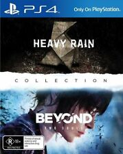 The Heavy Rain & Beyond Two Souls Collection PS4 Brand New *AU STOCK*