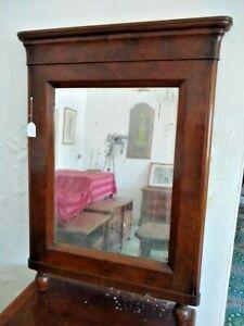 Antique Mirror 1800 Psyche Mirror Old Mirror Spiegel