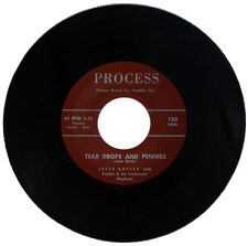 """JESSE BUTLER With FREDDIE & THE CONTINENTAL PLAYBOYS  """"TEAR DROPS AND PENNIES"""""""