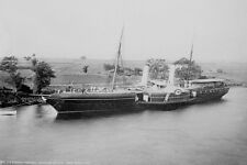 COONANBARA on Hunter River Morpeth NSW c1880 Digital Photo Postcard Modern