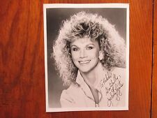 """MELODY  ROGERS (""""Hooch/All  My  Children"""") Signed Glossy  B & W  8 X 10   Photo"""
