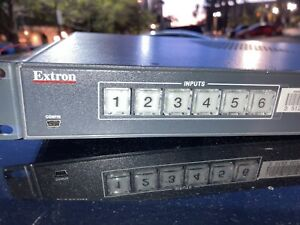 Extron IN1608 HDCP Presentation Switcher with DTP Extension