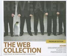 The Web Collection Revealed Premium Edition: Adobe Dreamweaver CS5