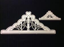 Princess Crown Or Tiara Cookie Cutter Set For Cake Decorating