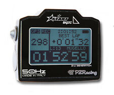 PZRACING NEW START BASIC LAP TIMER CRONOMETRO GPS AUTO MOTO QUAD SCARICO DATI