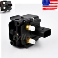 New Suspension Air Ride Supply Solenoid Valve for BMW X5 2007-2013 37206789937