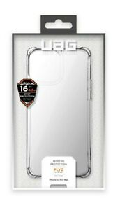 Urban Armor Gear (UAG) iPhone 13 Pro Max Case Plyo Cover Ice Clear