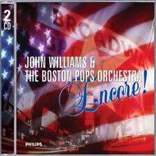 John Williams, John/Boston Williams Pops Orch. - Encore [New CD]