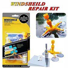 DIY Windscreen Repair Kit Windshield Cracks Auto Windows Tool Glass Recovery AU