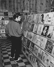 """Elvis 10"""" x 8"""" Photograph no 7"""