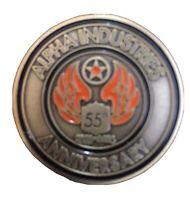 Alpha Industries 55th Anniversary Challenge Coin - RARE
