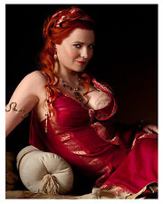 """---Spartacus---(LUCY LAWLESS)"""" 8x10 glossy Photo"""