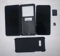LG G8X ThinQ LMG850QM7X - 128GB - Aurora Black (Unlocked) (Single SIM)